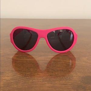 Babiators Hot Pink for ages 0-3